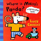 Where is Maisy's Panda?: A Lift the Flap Book by Lucy Cousins (Hardback, 1999)
