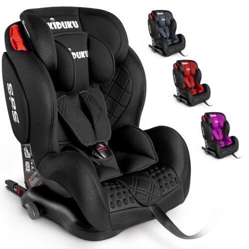 Kindersitz Autokindersitz Autositz Kinderautositz mit ISOFIX 9-36kg Gruppe 1+2+3