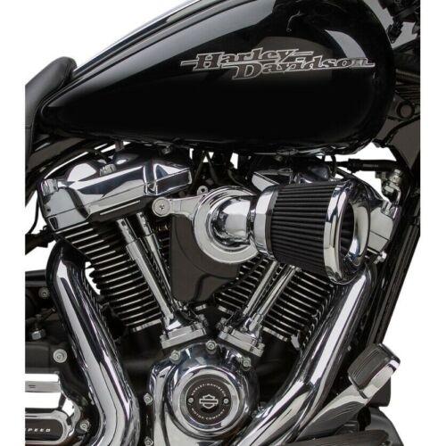 Arlen Ness 81-205 Chrome Velocity 65 Degree Air Cleaner 99-17 Harley Twin Cam