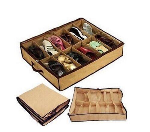Schuhregal Schuhablage Schuhbox Schuh Aufbewahrung Schuhorganizer Schuhkarton