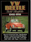 VW Beetle Gold Portfolio, 1968-91 by Brooklands Books Ltd (Paperback, 1993)