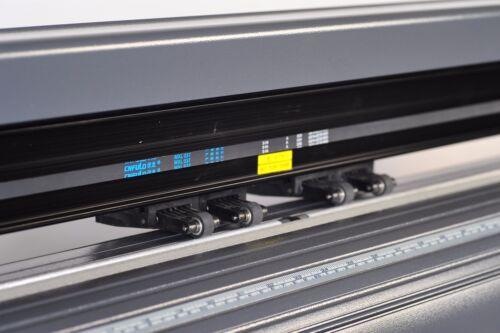 1350MM VINYL CUTTING PLOTTER 54 SIGN CUTTER DIGITAL PRINTING STICKER GREAT