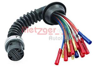 Kabelreparatursatz Tür METZGER 2321018 Fahrzeugtür hinten rechts hinten links