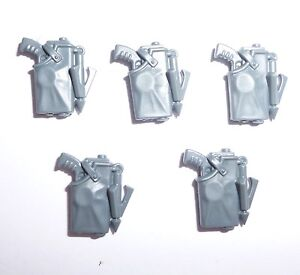 Primaris Reivers Holstered Grapnel Launchers x 5 – G866