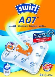 20 Staubsaugerbeutel ASP01 geeignet für Menalux 1002