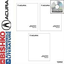 1999 2000 2001 2002 2003 Acura 3.2L TL Shop Service Repair Manual CD