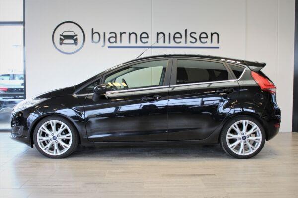Ford Fiesta 1,0 EcoBoost Titanium X - billede 1