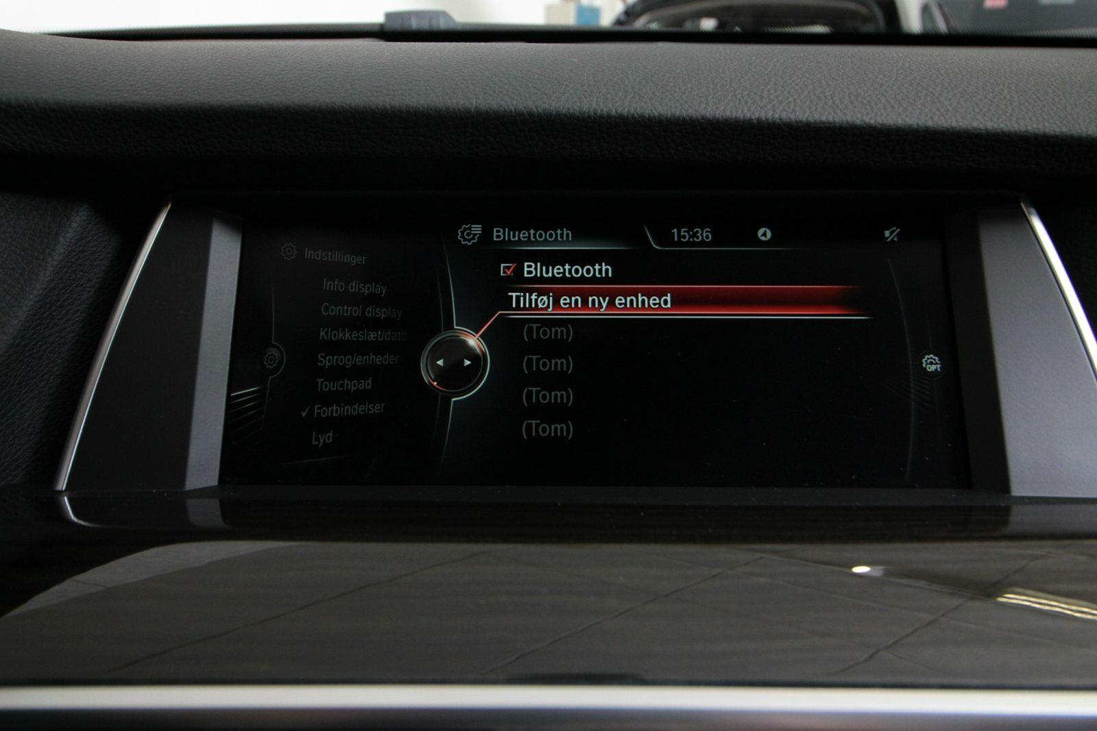 BMW 520d Gran Turismo aut.