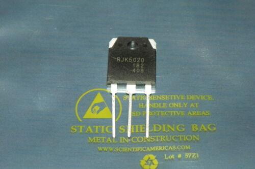 RJK5020 MOSFET RENESAS