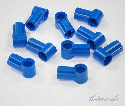 NEU LEGO Technik 32013: 20x Achs-Pin-Verbinder Nr 1 blau connector #1