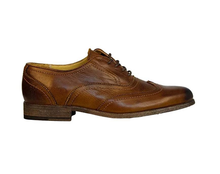 Frye Harvey Wingtip herren schuhe 84472 84472 84472 in Cognac Leather, NIB, Größe 7 018c62
