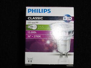 Philips-53-x-50mm-GU10-CLA-LED-Spot-MV-ND-3-5-W-827-36D-599921