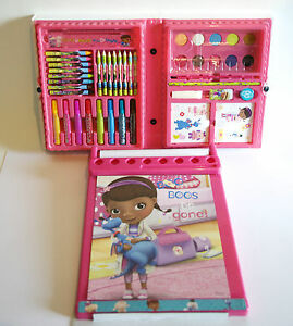 Doc McStuffins Jumbo Value Pack Stationery Colouring Activity