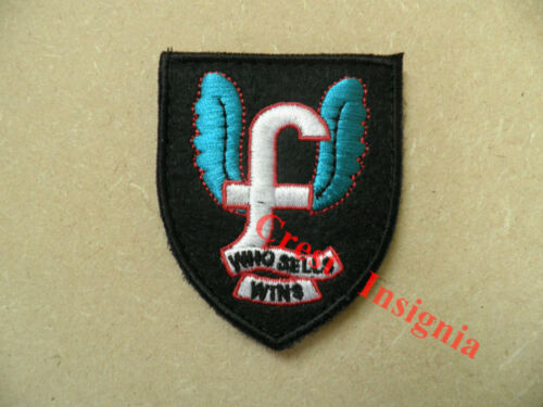 /'hook/' vlcro backed spoof morale patches Special Forces Units x  4 designs.