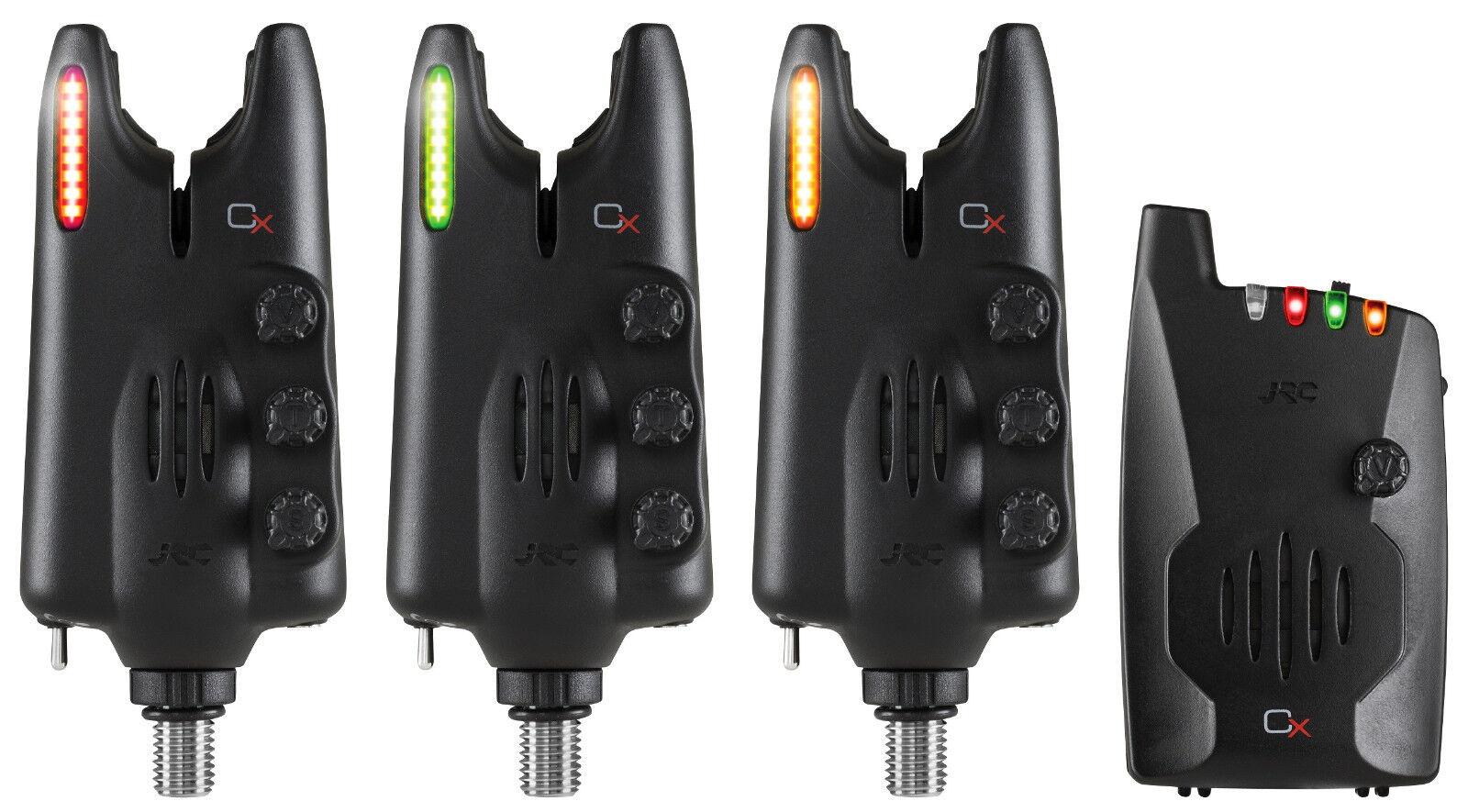 JRC Radar Radar JRC CX Bissanzeiger Set Funkbissanzeigerset Bite Indicator Bissanzeigerset a6f2a9