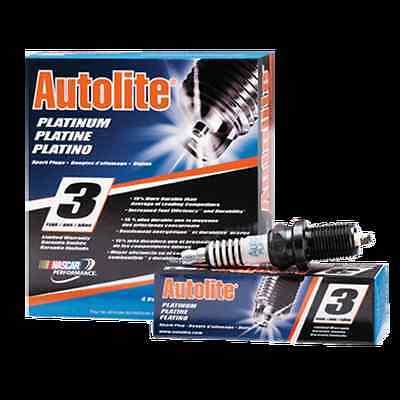 Autolite AP606 Platinum Spark Plug Pack of 1
