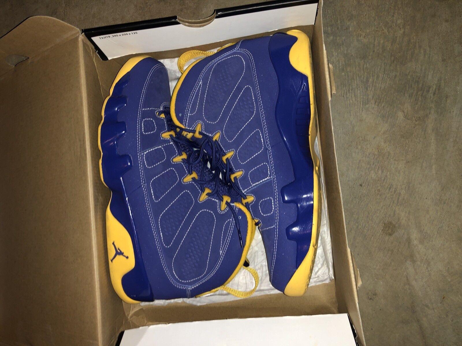 Nike Air Jordan Retro 9 Calvin Bailey - Size 9.5