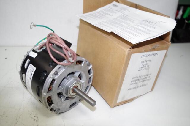 Molon TM96110-1 Electric Motor 1//3HP 115V 60Hz 1 Phase 3.5A