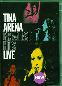 Tina-Arena-CD-and-DVD-Live-at-The-Sydney-State-Theatre-2004-December-USED