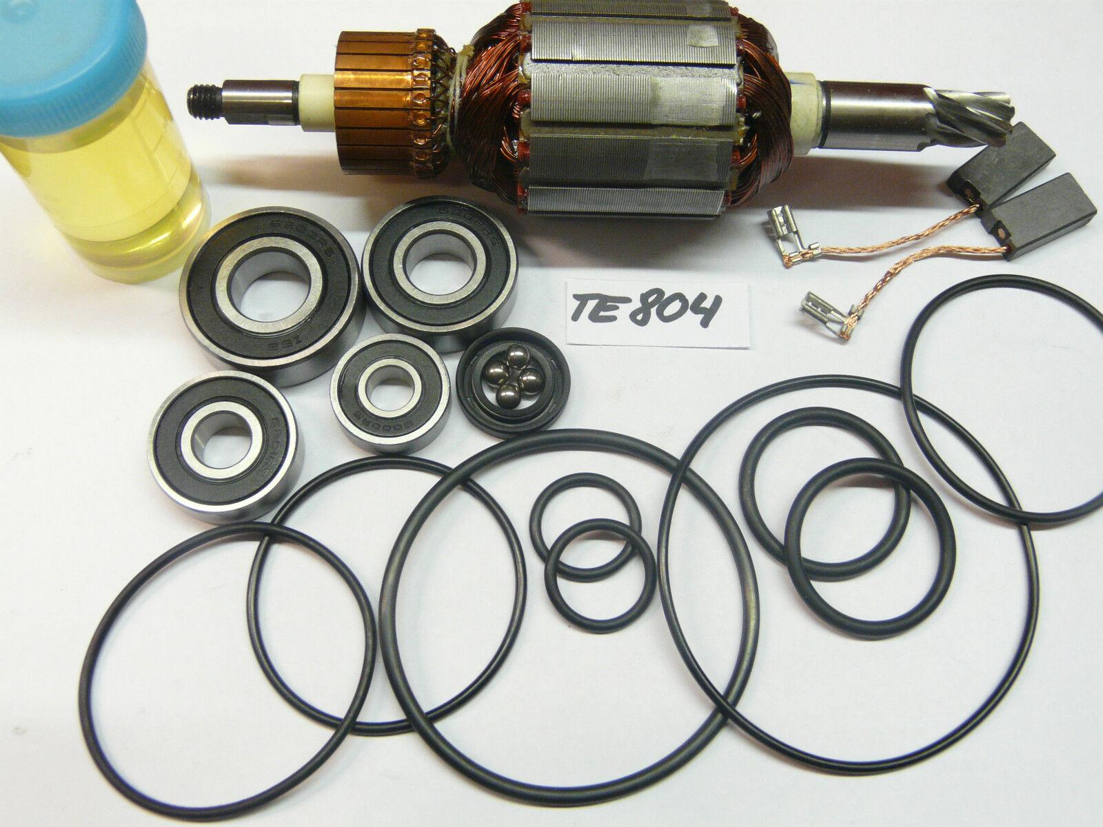 Anker, Rotor für Hilti TE 804 mit Reparatursatz