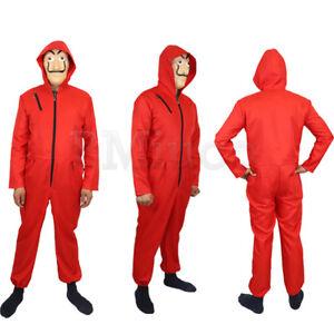 for la casa de papel season money heist cosplay mask adults kids unisex costumes ebay