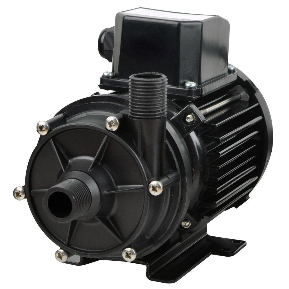 Jabsco Mag Drive Centrifugal Pump - 14GPM - 110V AC