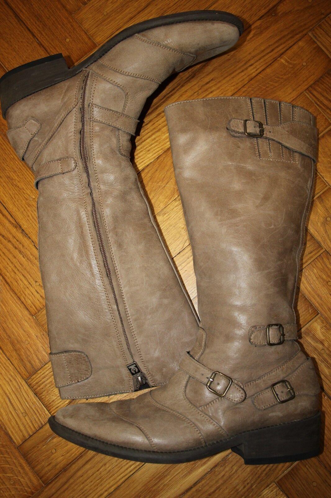 Para Para Para Mujeres BELSTAFF Trialmaster gris botas Talla 40  salida para la venta