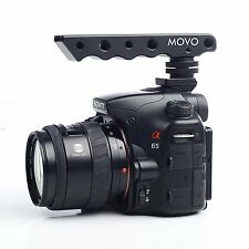 Movo SVH6-SY Video Stabilizer Handle / Shoe Extender for Sony Alpha DSLR Camera