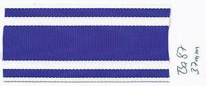 Ordensband Frankreich Med. d'honneur l'Hygiene Argent 37mm 0,5m (ba87-) (1m9,80) - Helvesiek, Deutschland - Ordensband Frankreich Med. d'honneur l'Hygiene Argent 37mm 0,5m (ba87-) (1m9,80) - Helvesiek, Deutschland