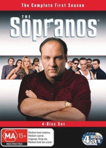 1 of 1 - The Sopranos : Season 1 (DVD, 2006, 4-Disc Set)