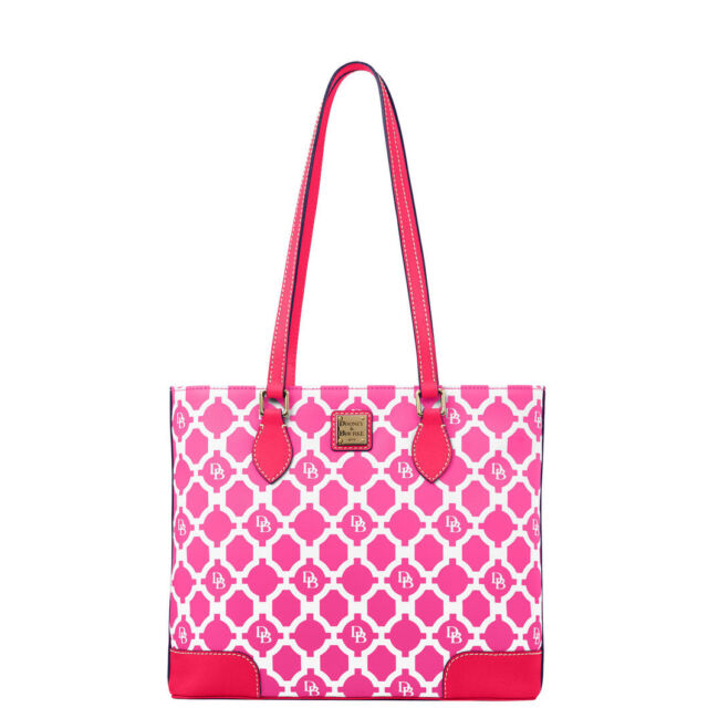 5ae656b4d8f Dooney & Bourke Sanibel Richmond SHOPPER Handbag Tote Pw721 HP Hot ...