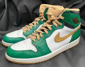 Nike Air Jordan 1 US Green Gold Retro