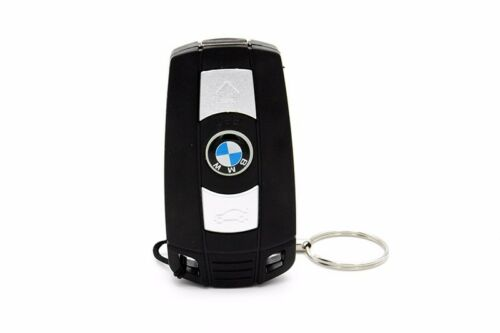 Black Cool Pen Drive Creative BMW Car Key USB Flash Drive up to 64GB Stick Gift