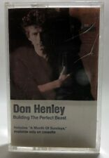 Don Henley Building The Perfect Beast CASSETTE TAPE M5G 24026