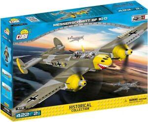 Messerschmitt Bf 110 D seconde guerre mondiale Historical Building Set