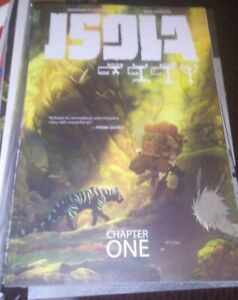 ISOLA-TPB-VOL-1-REPS-1-5-IMAGE-COMICS-NEW-UNREAD-Brenden-Fletcher-Karl-kerschl