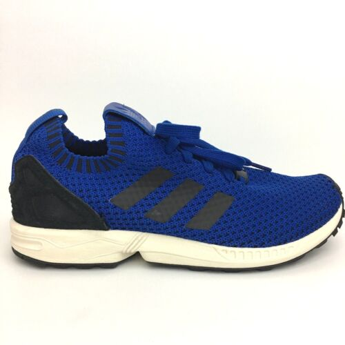 Primeknit Royal Us 9 5 S75974 Zx hombre para Adidas Originals Flux Blue Collegiate WBv1qRS