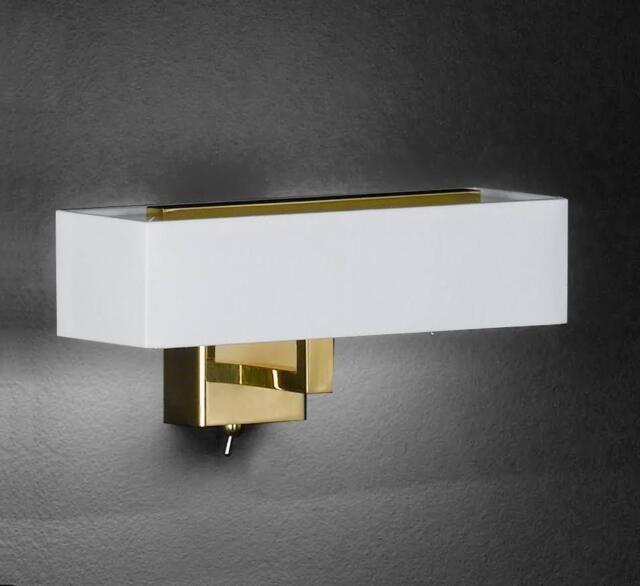 Led Design Spot Mural Lumière Applique/Éclairage Mural (E) Corridor Couleur Or