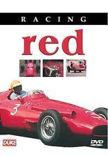 Racing Red (New DVD) Fiat Alfa Romeo Maserati Lancia Ferrari