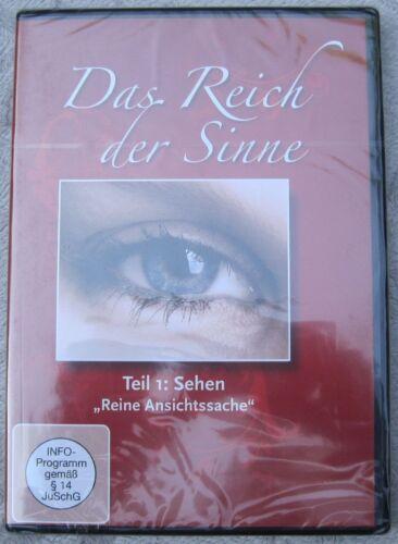 1 von 1 - Das Reich der Sinne + Teil 1 - Sehen + Reine Ansichtssache