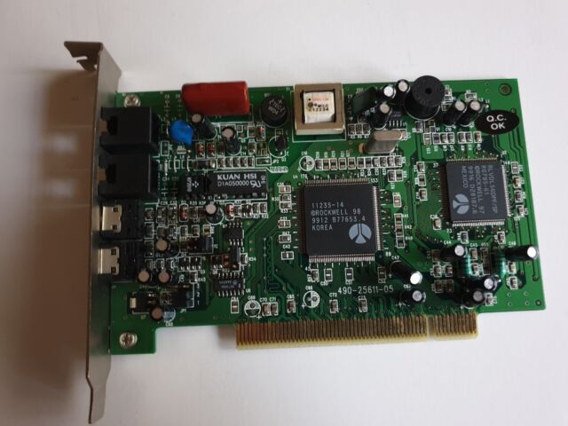 ROCKWELL PCI MODEM DRIVER FOR WINDOWS 10