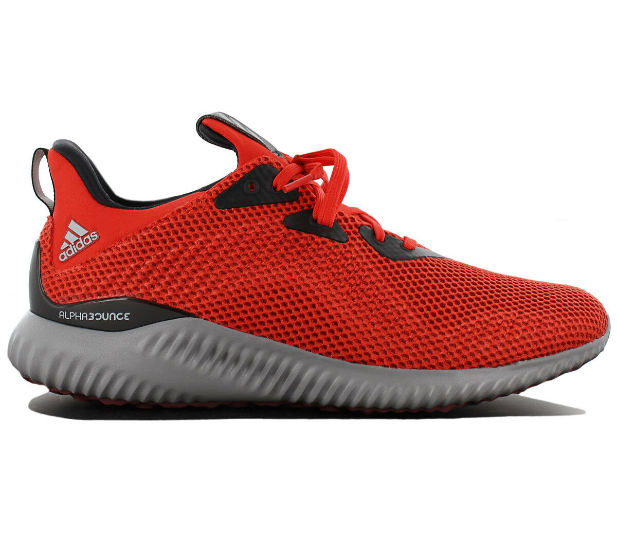 Adidas AlphaBounce 1m hombre zapatillas zapatos de correr Rojo Bounce zapatos zapatillas bw1220 1 baratos zapatos de mujer zapatos de mujer c5706e