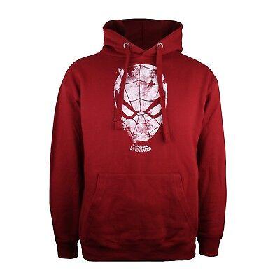 Marvel Spiderman-Webhead Sweat-Shirt /À Capuche Homme