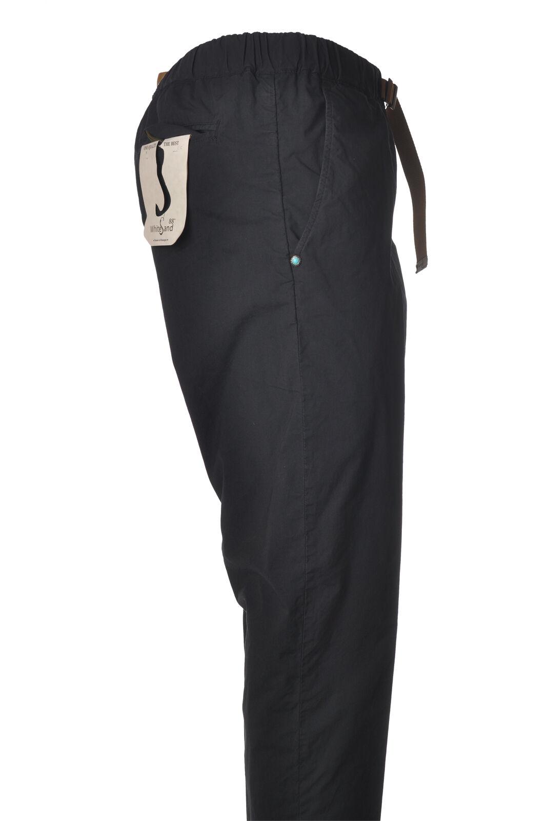 White sand - Pants-Pants - Man - bluee - 6045515C191014