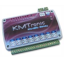 KMTronic RS485 circuito controlador de 8 reles, 12V