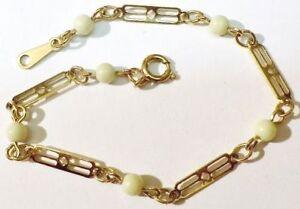 bracelet-retro-signe-maille-deco-perle-blanche-couleur-or-5240