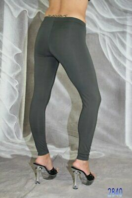 Responsabile 2840 Muse Donna Leggings Soft Grigio Scuro Tg S-l-mostra Il Titolo Originale