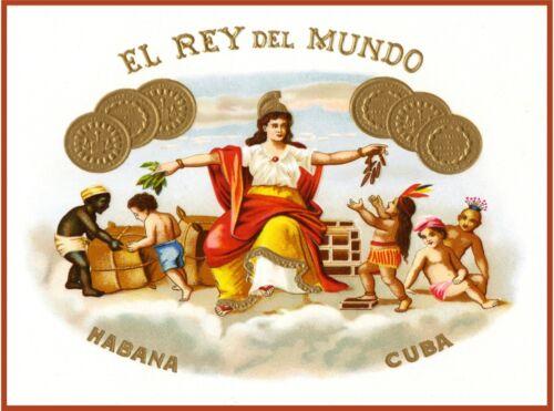 4722.Cuban cigars.el rey del munro.tabaco.POSTER.decor Home Office art