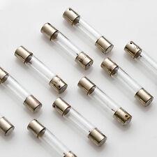 10 x Fuse Lamp 12V 150mA 1,8W 6x30mm / Lampen Pilotlampen Lamps Skalenlampen