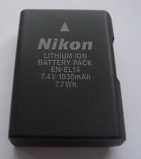 Batterie D'ORIGINE NIKON EN-EL14 D3100 D3200 D3300 D5100 D5200 D5300 D5500